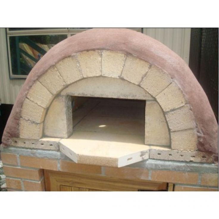 Claypave brick pizza oven kit for the home pinterest for Brick kit homes