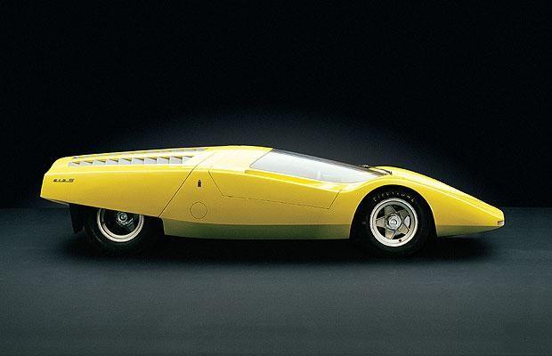 Pininfarina Ferrari 512S Special Berlinetta 1969