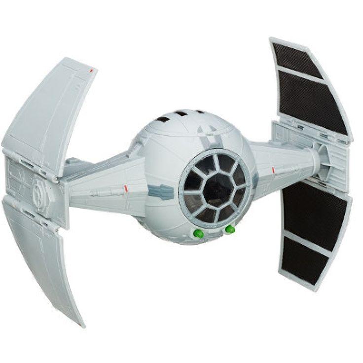 Aeronave Star Wars - Tie Advanced Prototype - Hasbro