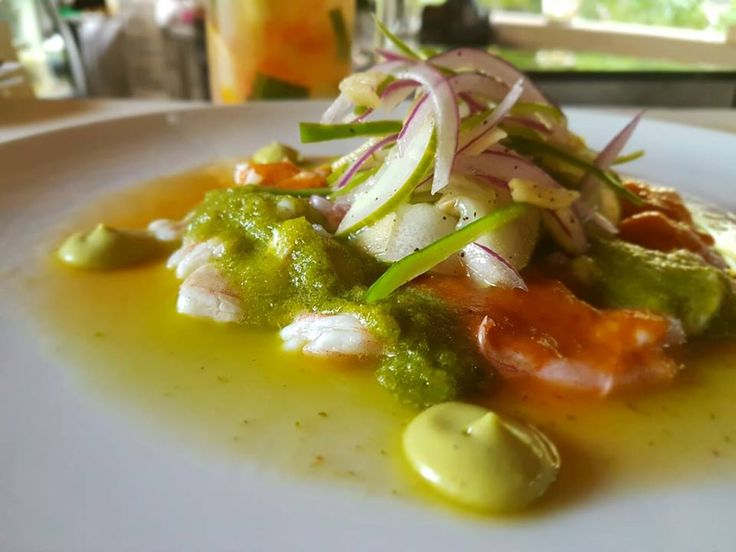 How about some aguachiles?