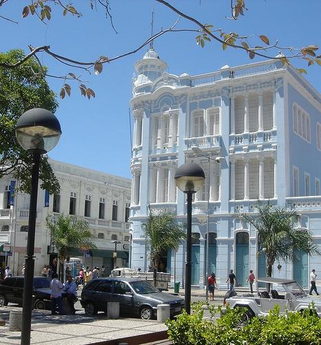 Praça do Ferreira - Fortaleza - Ceará - Brasil