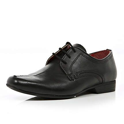 Shoe The Bear NATE - Smart lace-ups - black TaWeW3WP