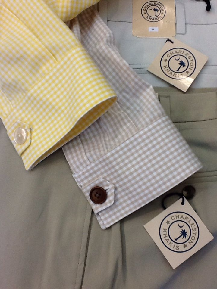 The Covington Cuff via Leviner Wood Custom Tailors and Shirtmakers