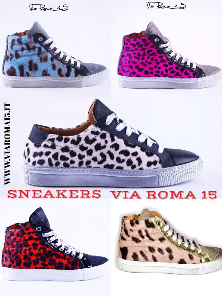 SNEAKERS VIA ROMA 15