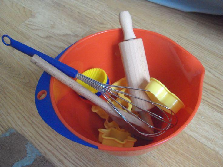 Child Baking Set