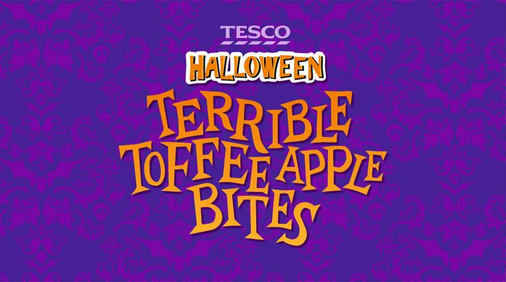 Tesco Halloween | By P&W Design Consultants