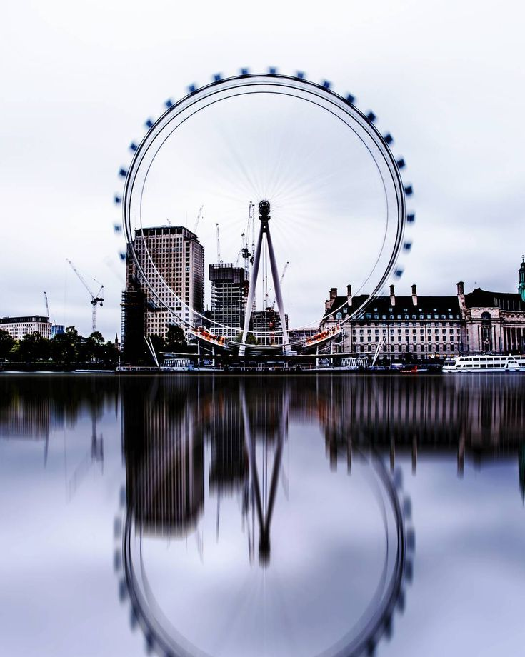 London Eye | London Collection by bat eye