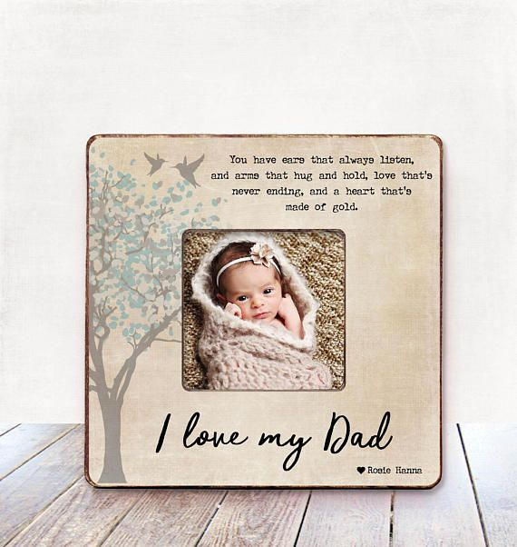 Personalized Frame Baptism Gift Godfathers Are A Blessing Godfather Picture Frame Gift for Godfather Fathers Day Gift for Godfather