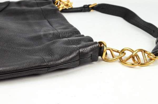 prada ladies handbags purses - shopgoodwill.com: Prada Italy Designer Handbag Textured Baguette ...