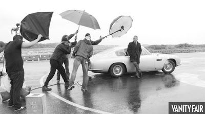 Daniel Craig's Photo Shoot with Annie Leibovitz   Vanity Fair