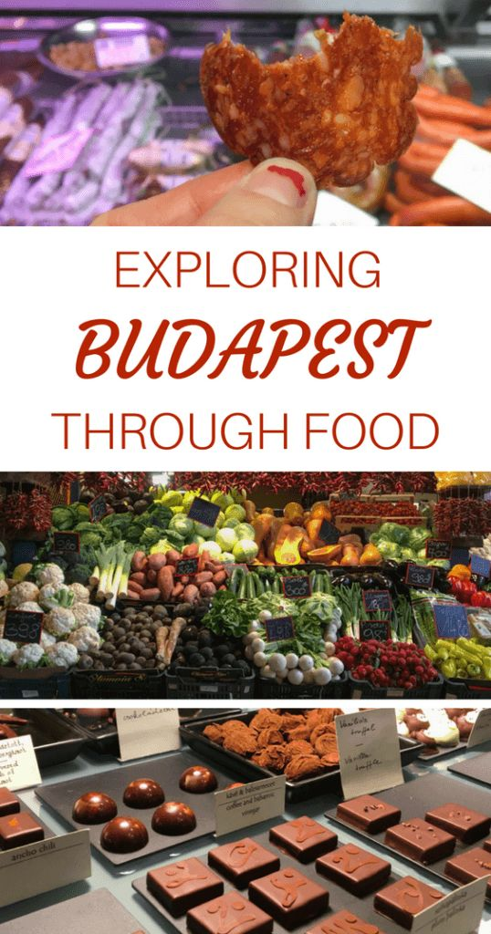 Food lovers will love it. We recently took a Budapest food tour with Urban Adventures and we loved it! Budapest, Hungary. | Budapest Travel Tips| WanderTooth