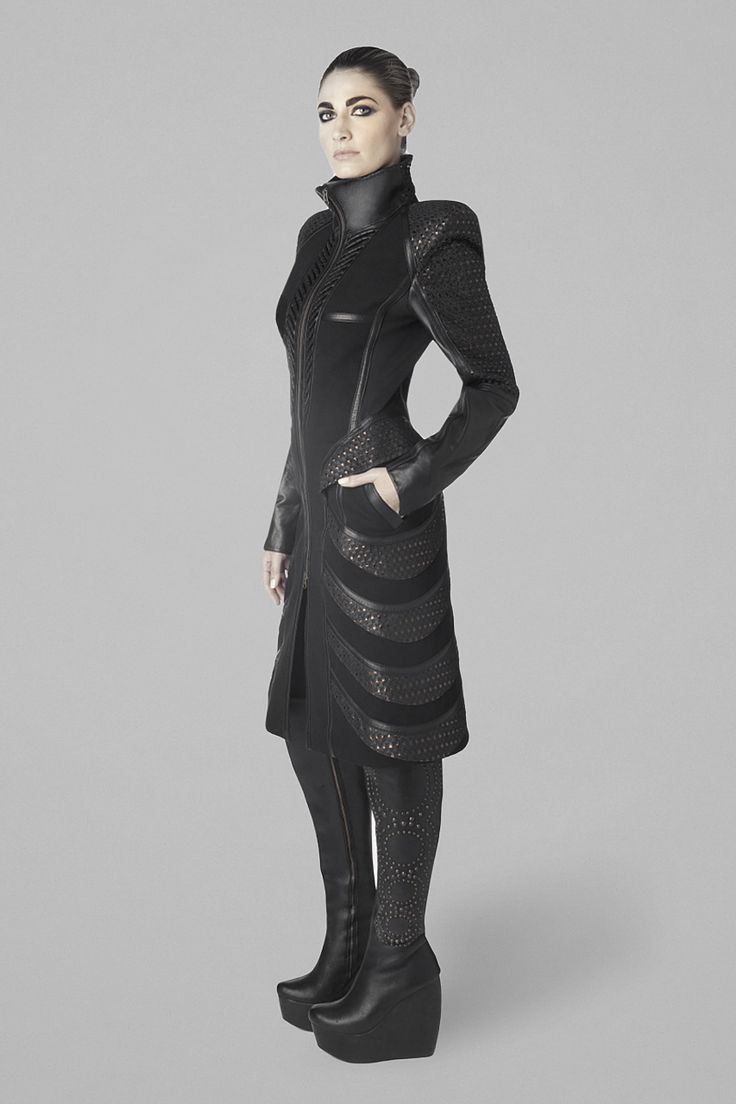 A/W 2013 (top half would make interesting sci fi uniform)