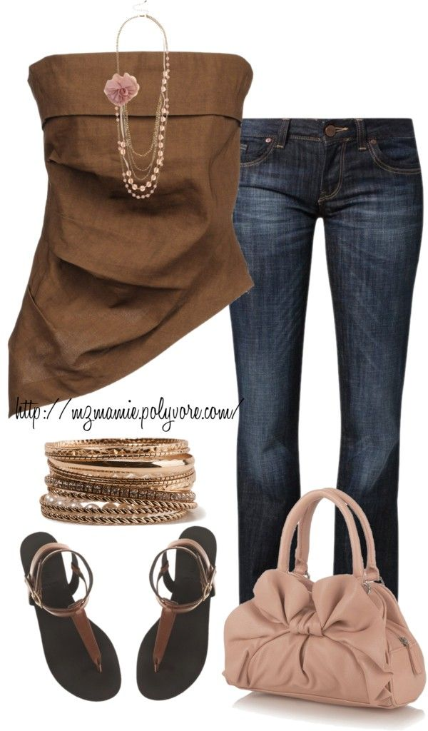 """Untitled #666"" by mzmamie on Polyvore"