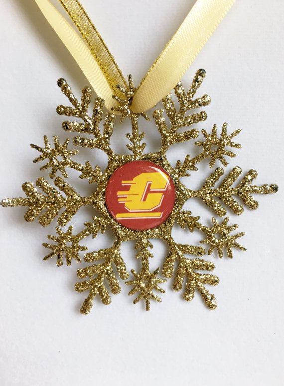 Central Michigan University CHIPPEWAS Handmade by ZZsTeamTime