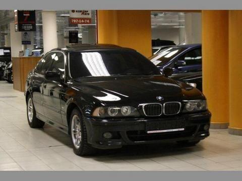 Отзывы о BMW 540 (БМВ 540)