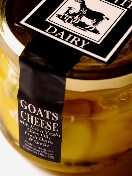 Meredith Dairy goats cheese