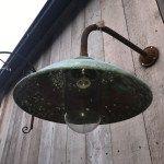 Industriële Muurlamp