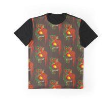Phoenix Graphic T-Shirts  #tshirt #mensfashion  phoenix bird paradise bird mythical fantasy beast anglo saxon manuscript parchment magical creature fantastic beasts fawkes