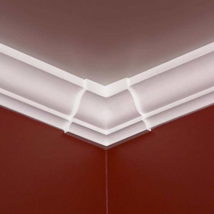 Shop EverTrue 4in x 4in Crown Moulding Block at Lowes