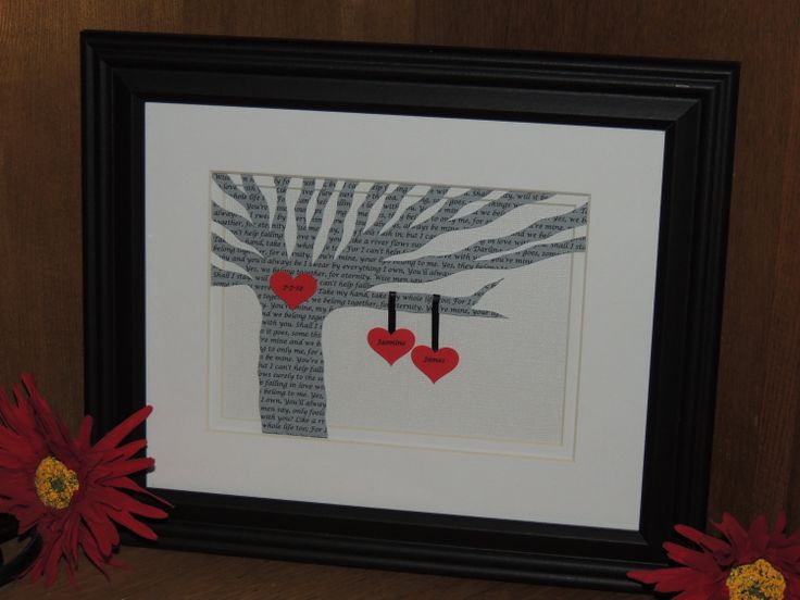 Unique First Wedding Anniversary Gifts: 1000+ Images About 1st Anniversary Gift Ideas On Pinterest