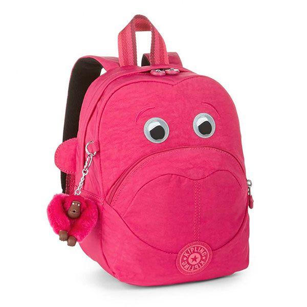 76e5011b36c Kipling Σχολική Τσάντα Πλάτης Fast | Kipling Σχολικά 2017 | Red, Red  poppies και Backpacks