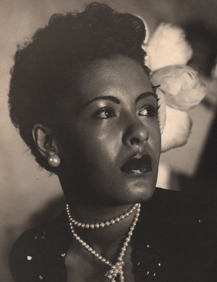 Robin Carson Billie Holiday, c. 1936 / vintage print