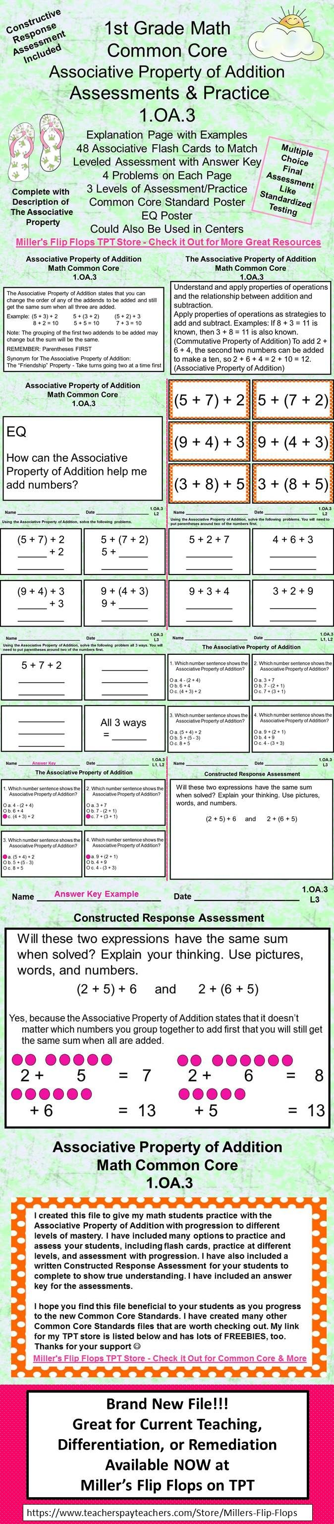 Best Eip Math Remediation For Rd Grade  Common Core Images On