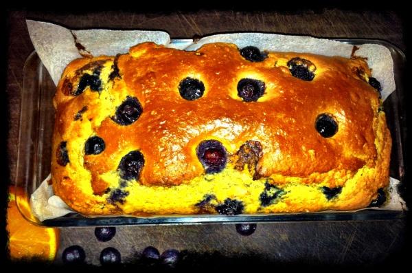 Blueberry Orange Nut Bread | Breads-Quick n' Sweet | Pinterest