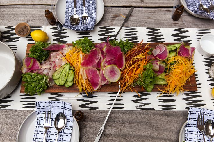 Poketo Blog // the artistry of food styling