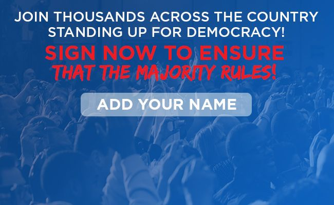 Add your name: It's time to get rid of the Electoral College and ensure the majority rules