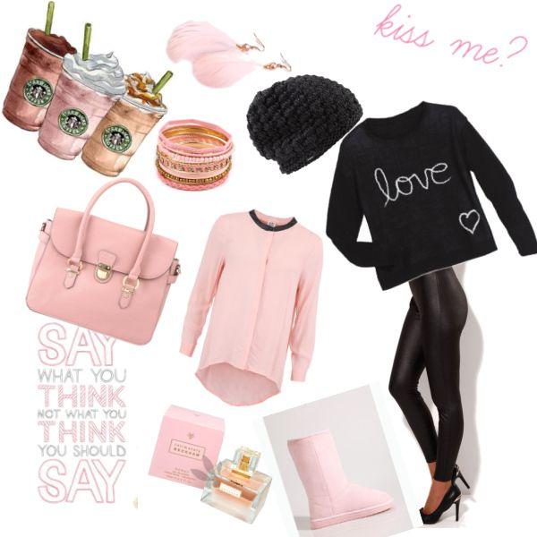 Co zkombinovat svetr a legíny modino.cz třeba takto? #fashion #sweet #sweater #leggings #love #svetr #laska #trendy