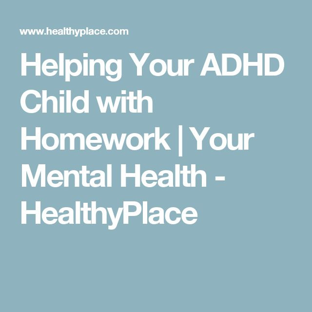23 best homework help images on pinterest homework school stuff helping your adhd child with homework fandeluxe Image collections