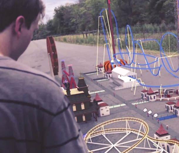 Roller Coaster Tycoon – Le jeu vidéo en IRL ?