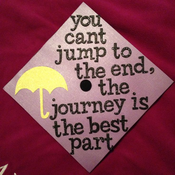 How I Met Your Mother themed graduation cap  #UFgrad #HIMYM
