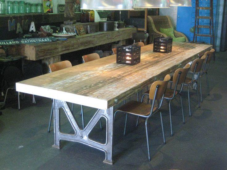 Smalle Lange Kast : Smalle lange tafel beautiful lange smalle tafel lange smalle