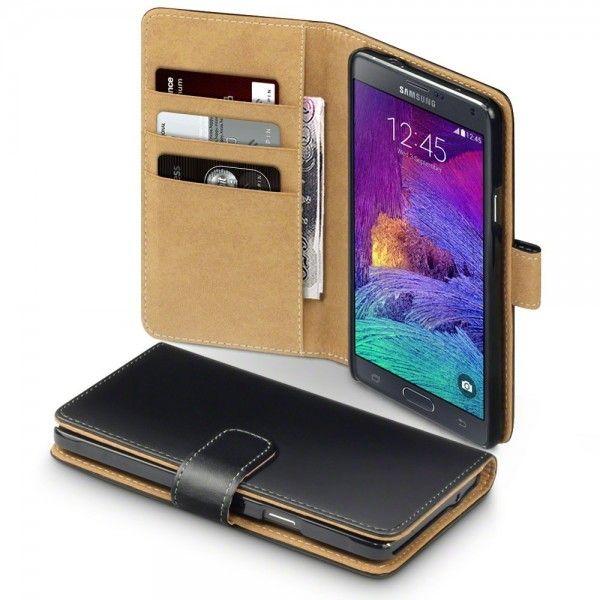 Terrapin Θήκη Πορτοφόλι (117-002-738) Μαύρο (Samsung Galaxy Note 4) - myThiki.gr - Θήκες Κινητών-Αξεσουάρ για Smartphones και Tablets - Πορτοφόλι Μαύρο - Terrapin