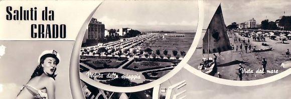 GRADO Spiaggia ''La Fotografia del Venerdì''