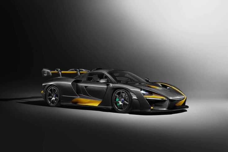 The Ravishing McLaren Senna Goes Full Carbon