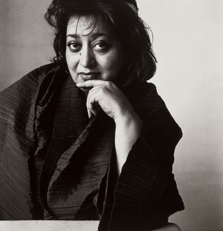 Zaha Hadid, Iraqi British