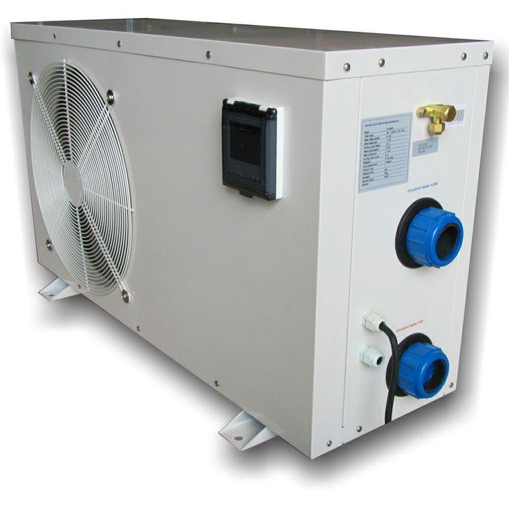 SpaNet Heat Pump XS 5.5kw http://spastore.com.au/universal-spa-heat-pump-xs-5-5kw/ #pool #spa #spapool #swimspa