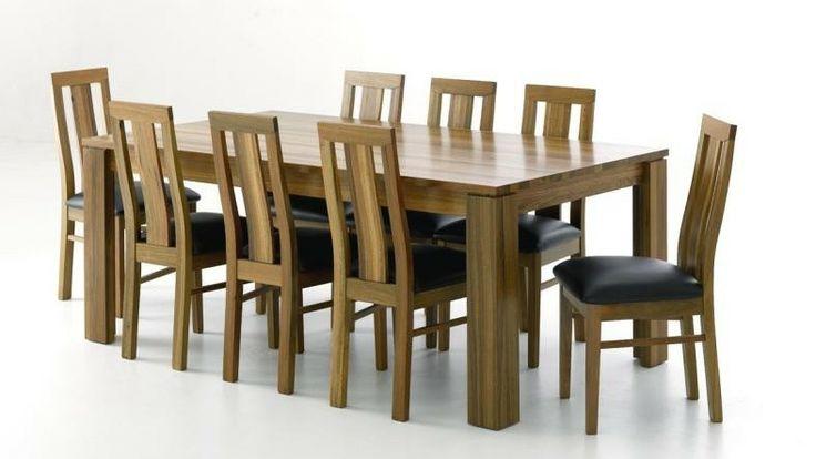 Kirribilli 9 Piece Dining Suite (Harvey Norman)