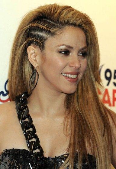 shakira's hair!!!