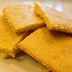 Jättegott majsbröd, minska gärna sockermängden då de var lite väl söta