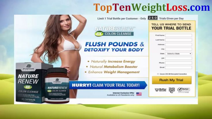 Nature Renew Colon Cleanse Review - Cleanse And Purify Your Colon By Nature Renew Colon Cleanse!