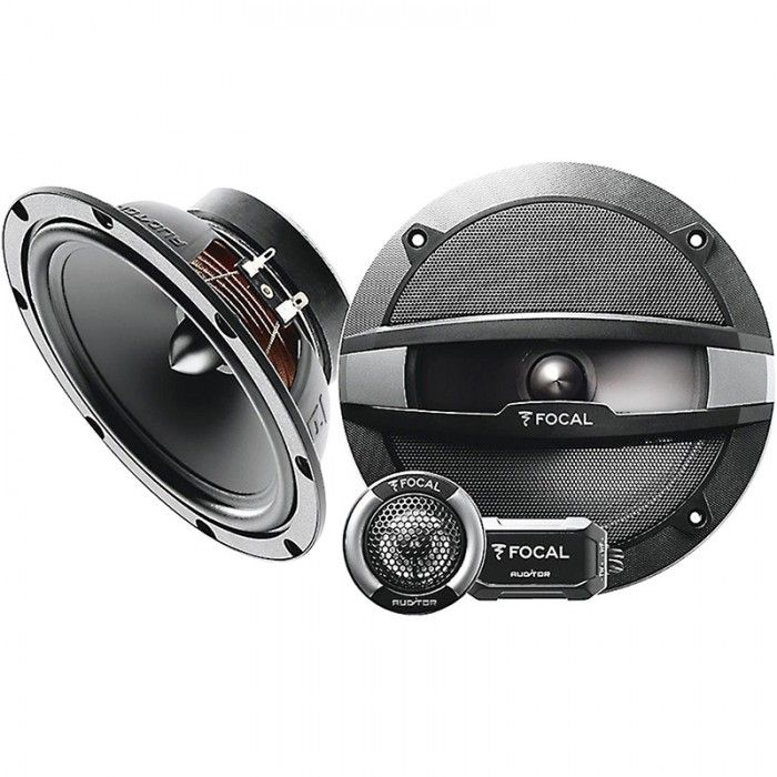 Focal R-165S2 - Bocinas | Audioonline | La Tienda #1 de Car Audio