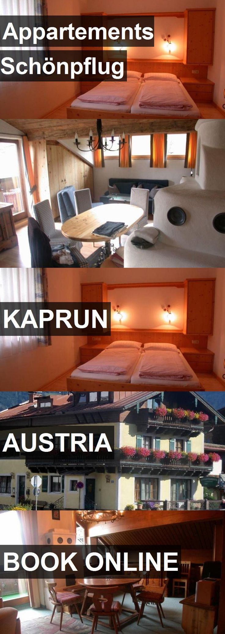 Hotel Appartements Schönpflug in Kaprun, Austria. For more information, photos, reviews and best prices please follow the link. #Austria #Kaprun #travel #vacation #hotel