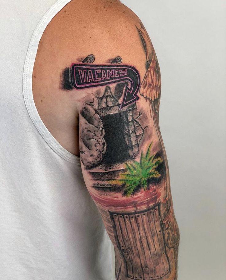 Jesus tomb tattoo by justin tattoos tattoos for women