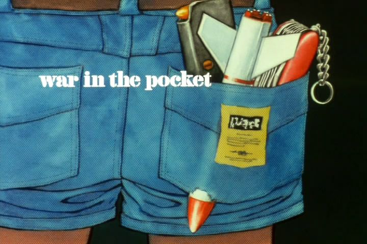 Mobile Suit Gundam 0080: War in The Pocket.