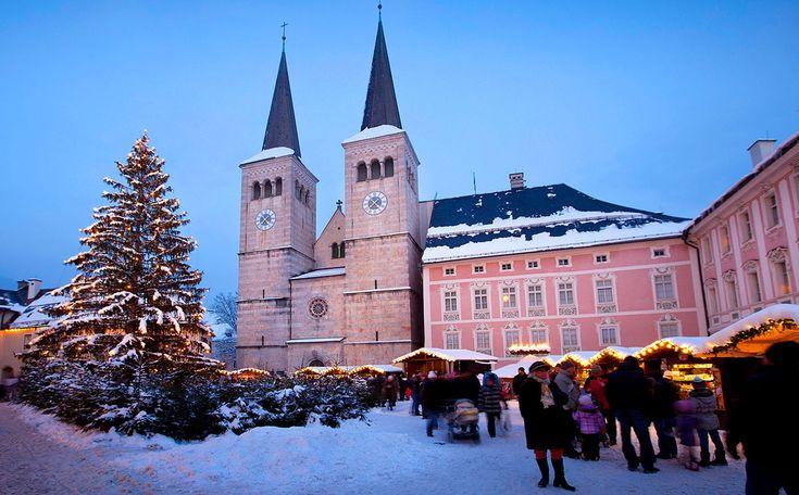 Der Berchtesgadener Advent steht vor der Tür    Es ist nicht mehr lange hin: Am 29. November öffnet der Berchtesgadener Advent wieder seine Tore. Das kühle Wetter der letzten Tage und der Schnee auf den Bergen haben bei so manchem schon Adventsstimmung aufkommen lassen.