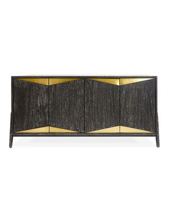 Berlin+4-Door+Console+by+Jonathan+Adler+at+Horchow.